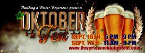 post for OktoberFest